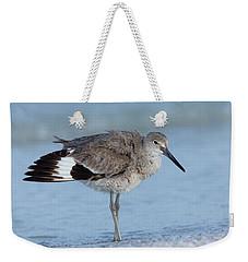 Wing Pattern Weekender Tote Bag