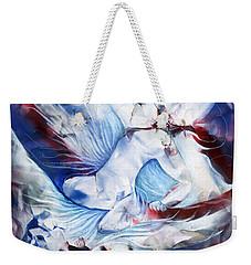 Wing Rider Weekender Tote Bag