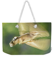 Wing Shadow Weekender Tote Bag
