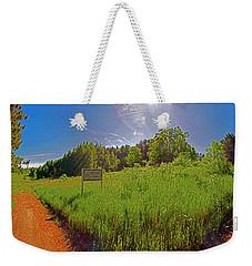 Wingate Prairie Weekender Tote Bag