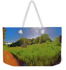 Wingate, Prairie, Pines Trail Weekender Tote Bag
