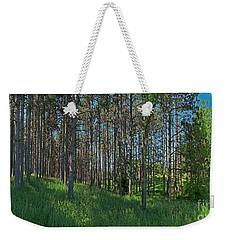 Wingate Prairie Veteran Acres Park Pines Crystal Lake Il Weekender Tote Bag