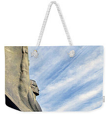 Winged Figure Of The Republic No. 1 Weekender Tote Bag