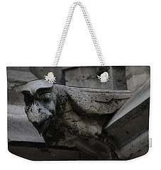 Winged Gargoyle Weekender Tote Bag