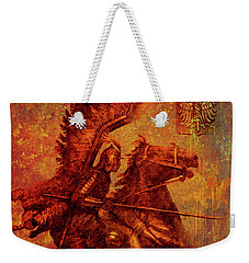 Winged Hussar 2016 Weekender Tote Bag