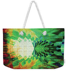 Winged Migration Weekender Tote Bag by Paula Ayers