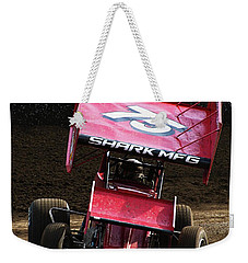 Wingin' It Into The Turn Weekender Tote Bag