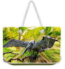 Winging It  Weekender Tote Bag