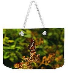 Wingo Butterfly Weekender Tote Bag