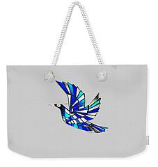 Wings Weekender Tote Bag by Asok Mukhopadhyay