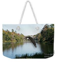Wings Like Eagles Weekender Tote Bag