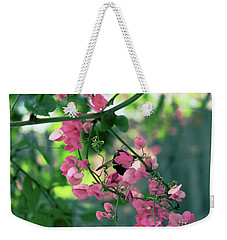Weekender Tote Bag featuring the photograph Wings by Megan Dirsa-DuBois