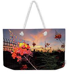 Wings Of Paradise Weekender Tote Bag