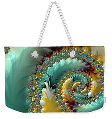 Wings Of The Dawn Weekender Tote Bag
