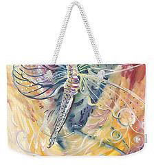 Wings Of Transformation Weekender Tote Bag