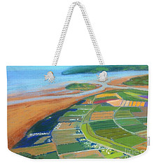 Wings Over Grand Pre' Weekender Tote Bag