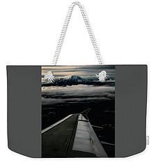 Wings Over Rainier Weekender Tote Bag
