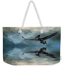 Wings Up Weekender Tote Bag by Cyndy Doty