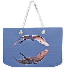 Wingtips Weekender Tote Bag