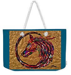 Winners Circle Weekender Tote Bag