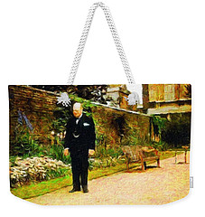 Winston Churchill, 1943 Weekender Tote Bag