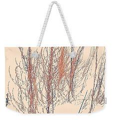 Winter 2 Weekender Tote Bag