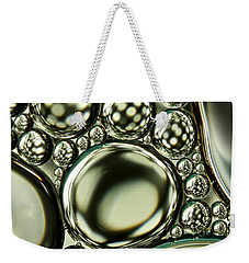 Winter Abstract Collection I Weekender Tote Bag