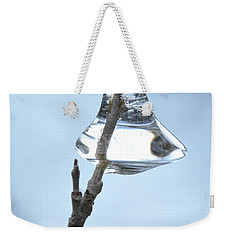 Weekender Tote Bag featuring the photograph Christmas Bells by Glenn Gordon