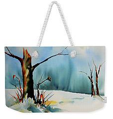 December River Weekender Tote Bag