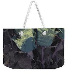 Winter Blues Weekender Tote Bag by The Art Of Marilyn Ridoutt-Greene