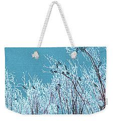 Winter Bohemians Weekender Tote Bag