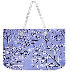 Winter Branches, Painting Weekender Tote Bag