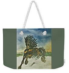 Winter Dance Weekender Tote Bag