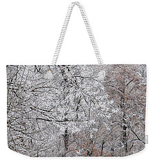 Winter Fantasy Weekender Tote Bag