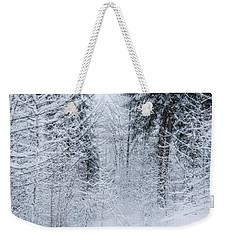 Winter Glow- Weekender Tote Bag