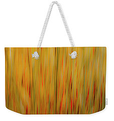 Winter Grasses #1 Weekender Tote Bag