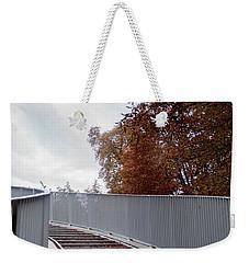 Winter Is Around The Corner Weekender Tote Bag by Ana Mireles