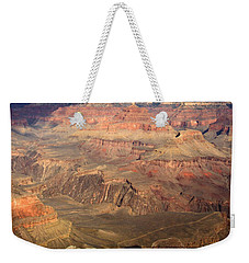 Winter Light In Grand Canyon Weekender Tote Bag