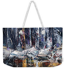 Winter Light Iv Weekender Tote Bag