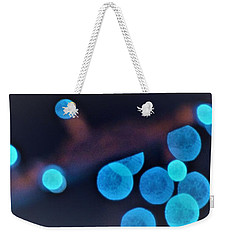 Winter Lights Weekender Tote Bag by John Glass