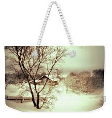 Winter Loneliness Weekender Tote Bag