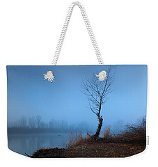 Winter Loner Weekender Tote Bag