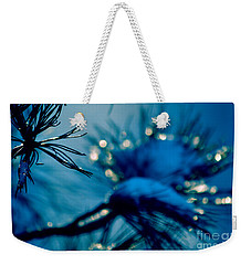 Weekender Tote Bag featuring the photograph Winter Magic by Susanne Van Hulst