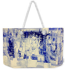 Winter Midnight Clear Ab1 Weekender Tote Bag