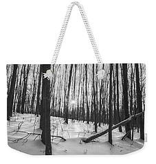 Winter Morning Dream Weekender Tote Bag by Angelo Marcialis