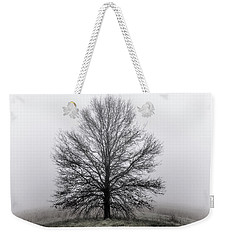 Winter Morning Weekender Tote Bag