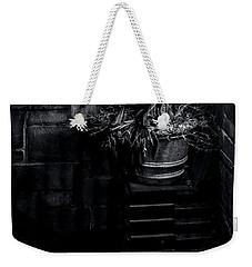 Winter Planter Still Life Weekender Tote Bag by James Aiken