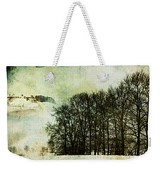 Winter Remembrances Weekender Tote Bag
