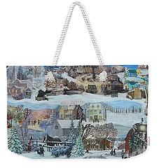 Winter Repose - Sold Weekender Tote Bag