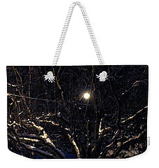 Winter Romace Weekender Tote Bag by Samantha Thome